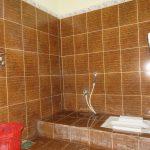Washroom of executive girls hostel