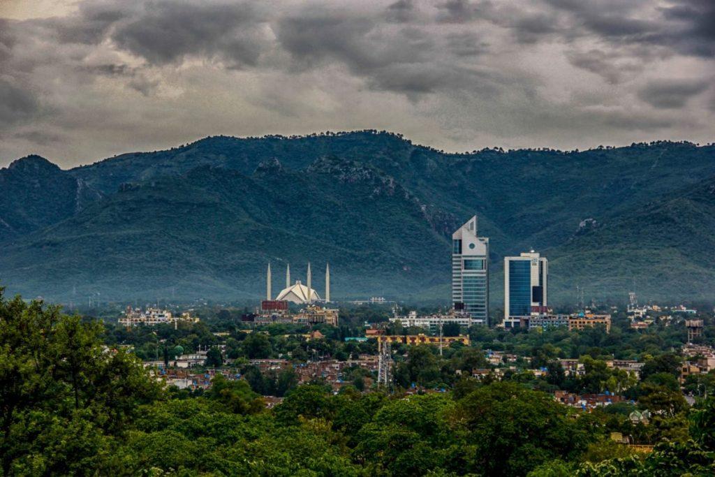 islamabad view of executive girlshostel