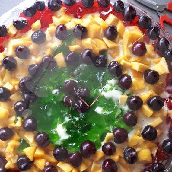 executive girls hostel cake